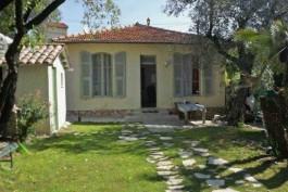ROQUEFORT-LES-PINS- Maison à vendre - 3 pièces - 64 m²