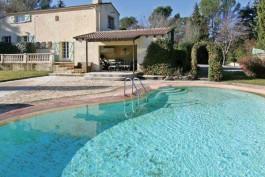 MOUANS-SARTOUX- Maison à vendre - 7 pièces - 200 m²