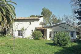 CAGNES-SUR-MER- Maison à vendre - 6 pièces - 166 m²