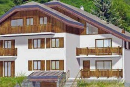 CHAMPAGNY-EN-VANOISE- Appartement à vendre - 3 pièces - 4660 m²
