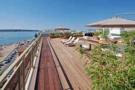 CANNES- Appartement à vendre - 4 pièces - 106 m²