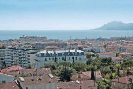 CANNES- Appartement à vendre - 90 pièces - 3 m²