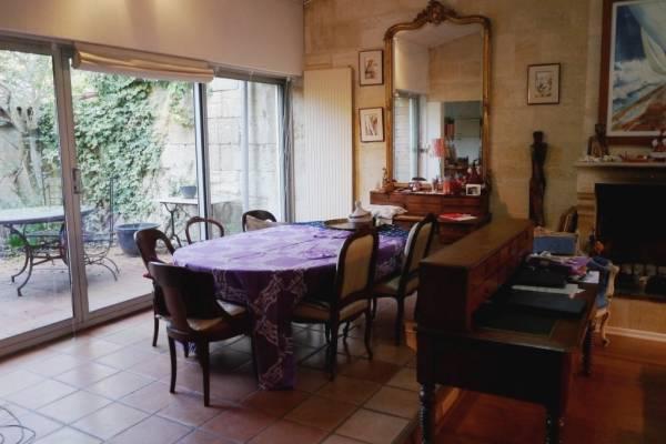 BORDEAUX CAUDÉRAN- Maison à vendre - 5 pièces - 123 m²
