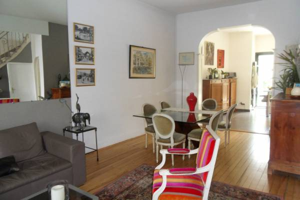 Maison à vendre à LE BOUSCAT  - 5 pièces - 140 m²