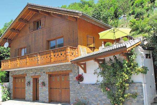BOZEL- Maison à vendre - 5 pièces - 120 m²
