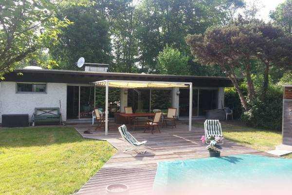 Villas maisons vendre saucats 33650 achat vente for Achat maison neuve 33650
