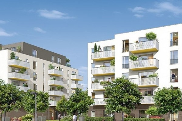 HOENHEIM - Immobilier neuf