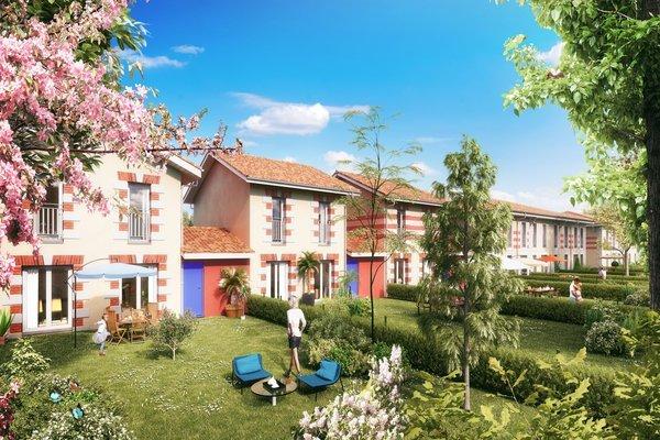 Vente programme neuf merignac european homes gironde 4491 for Immobilier neuf gironde