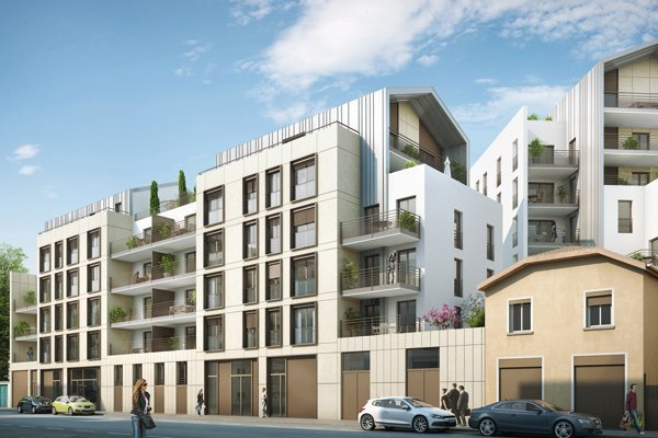 Sier constructeur annonces immobilieres bron 69 vente for Constructeur lyon