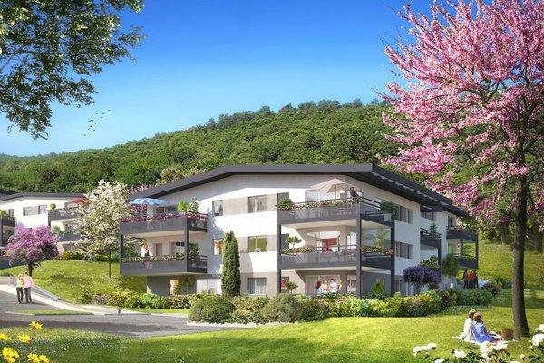 AIX-LES-BAINS - Immobilier neuf