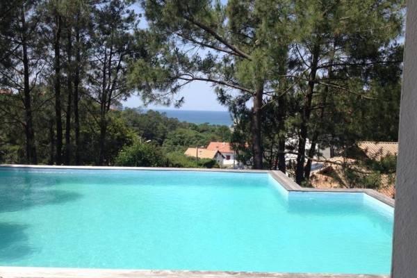 Maison Moderne Biarritz : vente maison/villa 6 pièces 380 m² BIARRITZ - COLDWELL BANKER ...