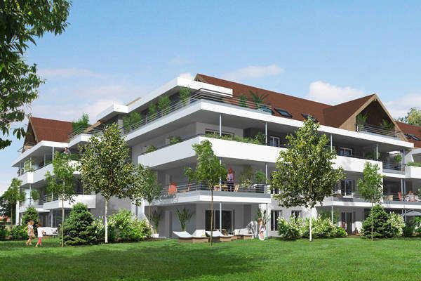 Promoteur immobilier douvaine 74 sagec 74 4338 for Maisons et appartements magazine