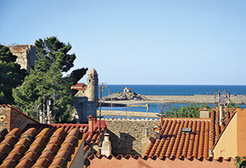 Argelès-sur-Mer, Collioure and Céret, popular addresses in the Pyrénées Orientales