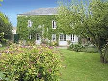 The vineyard area around Nantes