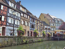 Central Alsace : a very enviable location
