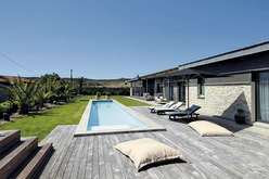 A holiday home in Hossegor