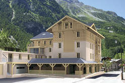 At the heart of the Massif de La Vanoise