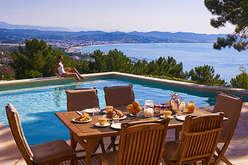 Théoule-sur-Mer, site préservé de la Côte d'Azur
