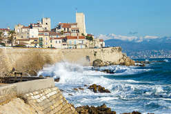Antibes, a serene property market