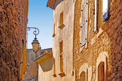 Lourmarin, Provençal elegance