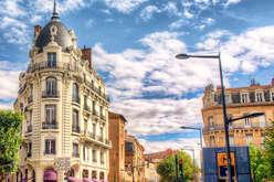 Toulouse intra-muros,  un marché privilégié