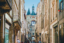 Bordeaux centre,  un marché dynamique