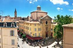 Aix-en-Provence, the price of rarity
