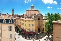 Aix-en-Provence, le prix de la rareté