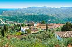 Le pays grassois, un balcon sur la Côte d'Azur