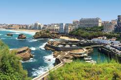 Biarritz, more properties on offer