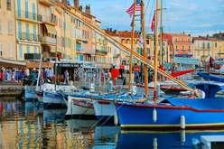 Gulf of Saint-Tropez : paradoxical prestige