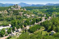 Upper Vaucluse : charming villages