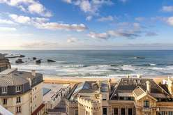 Biarritz, a market called desire