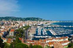 Cannes : an outdoor area called Desire