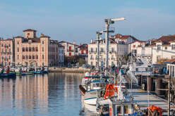 Saint-Jean-de-Luz : keen interest 12 months a year