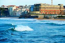 Biarritz, rock solid success