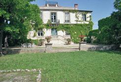 La maison de maître à Montpellier