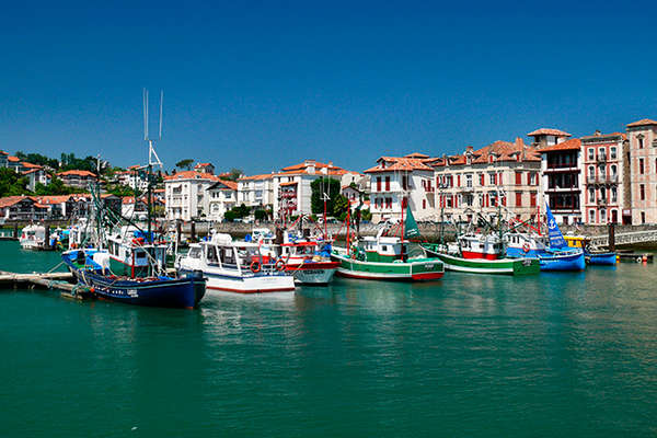 Saint-Jean-de-Luz, pearl of the Basque country...  - Theme_2288_1.0