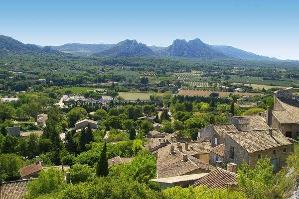 Les Alpilles : une carte postale provençale - Theme_2332_1.0
