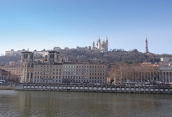 Lyon : the 2nd district, from Ainay... - Theme_1204_1.jpg