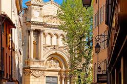 Aix-en-Provence,  vers un marché a... - Theme_2244_3.jpg
