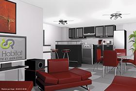 Une résidence à La Londe-les-Maures