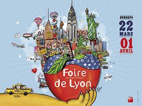 International Fair in Lyon