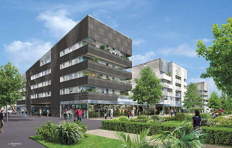 New high-quality housing