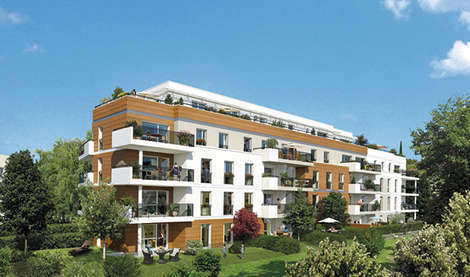 Franco Suisse in Ornex, Pleasant new residence in Ornex