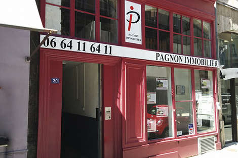 New address in Lyon for Pagnon Immobilier
