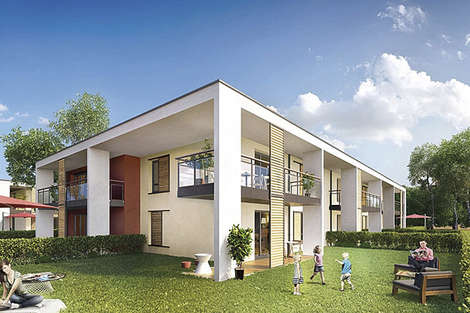 New residence in Aix-les-Bains
