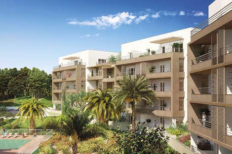 New development in Fréjus