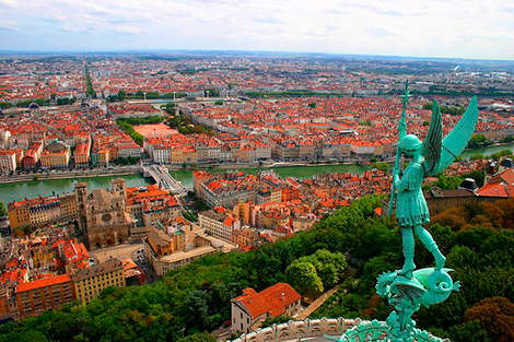 The most attractive  city in France