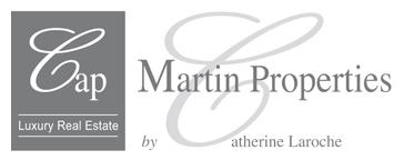 Logo CAP MARTIN PROPERTIES